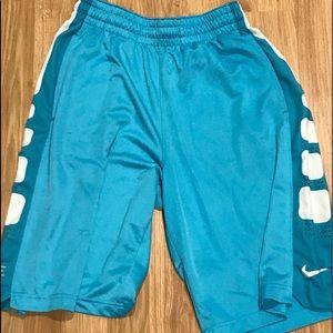 Older style Nike elite shorts